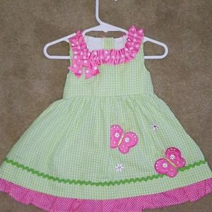 NWOT Toddler Dress